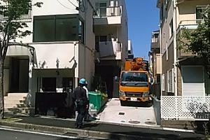 集合住宅M様【目隠しスクリーン工事】_KIMG0375